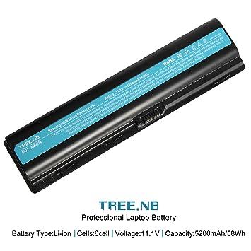 NB Batería del ordenador portátil para Compaq Presario C700 F500 F700 V3000 V3500 V3600 V3700 ...