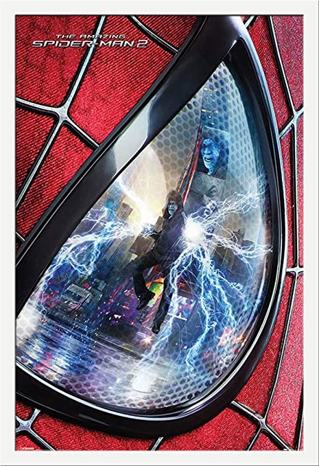 SPIDERMAN 2 EYE POSTER  91.5 X 61 CM OFFICIAL MERCHANDISE