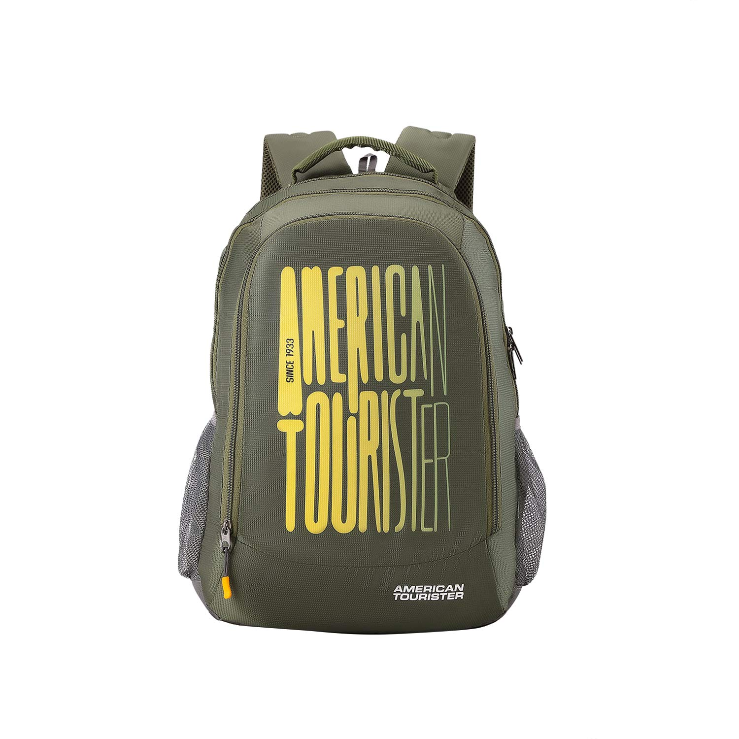 American Tourister 32 Ltrs Olive Casual Backpack