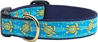 product image for Up Country Sea Turtle Pattern Dog Collar, X-Small (6 To 12 Inches) 5/8 Inch Narrow Width