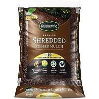 Rubberific Rubber Mulch Bagged Brown