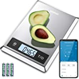 RENPHO Digital Food Scale, Kitchen Scale Weight Grams and oz for Baking, Cooking and Coffee with Nutritional Calculator…