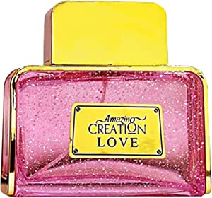 Amazing Creation Love Perfume - perfumes for women by Amazing Creation - Eau de Parfum, 100 ml