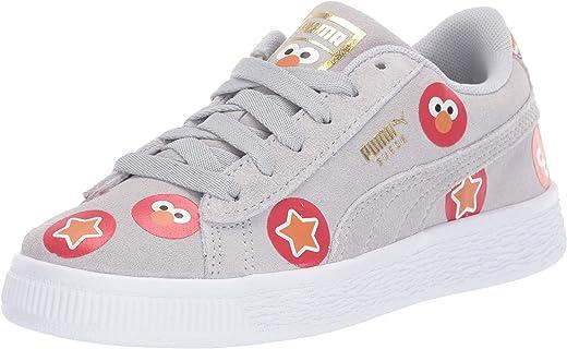 PUMA Puma X Sesame Street Suede unisex-child Sneaker
