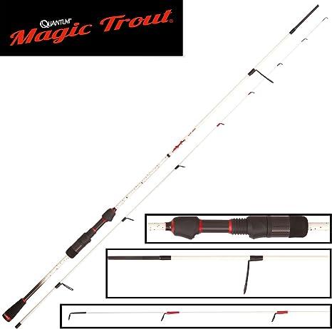 Quantum Magic Trout Bloody Sword 2,20 m 1 – 8 G – Caña de Spinning ...
