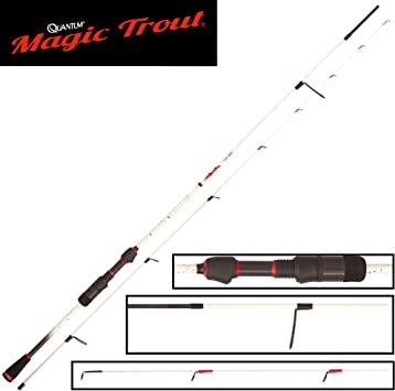 Quantum Magic Trout Bloody Sword 2,20 m 1 – 8 G – Caña de Spinning ...