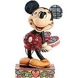 Enesco 4031477 - Figurillas decorativas con diseño disney tradition, 10 x 1,1 cm, color multicolor