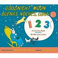 Goodnight Moon 123/Buenas Noches, Luna 123 Board Book: Bilingual Spanish-English Chrildren's Book