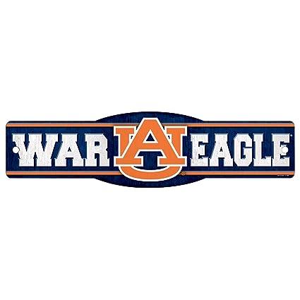 Why war eagles auburn tigers