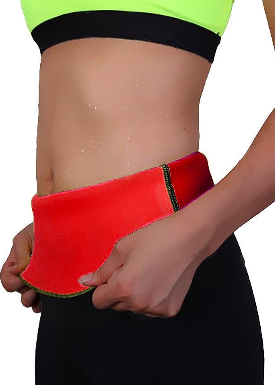 Junlan Hot Girdle Neoprene Slimming Belt Waist Cincher Shaper fat Weight Loss