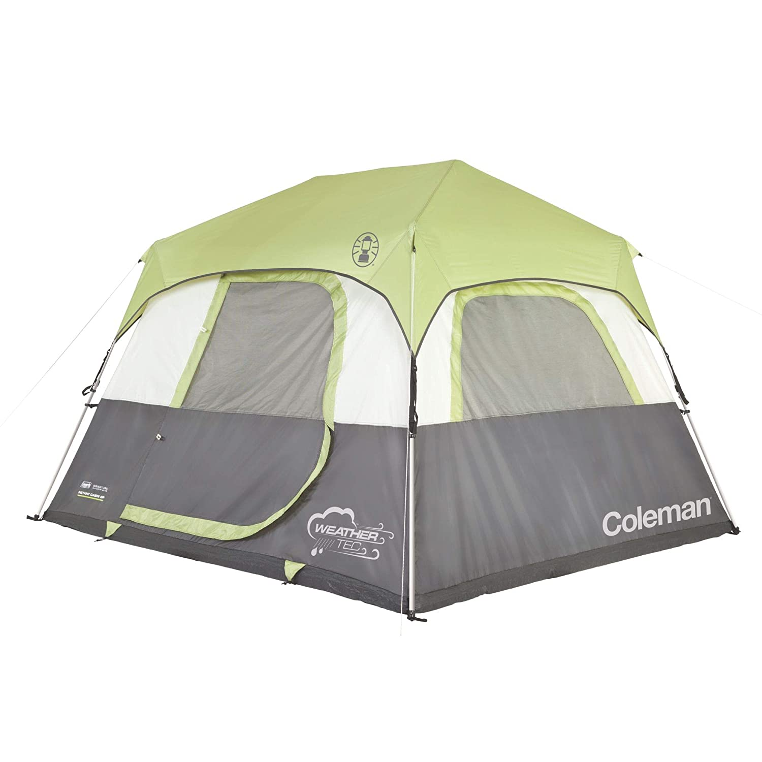 Coleman New Outdoor Camping Waterproof 6 Person Instant Tent, best Instant tents