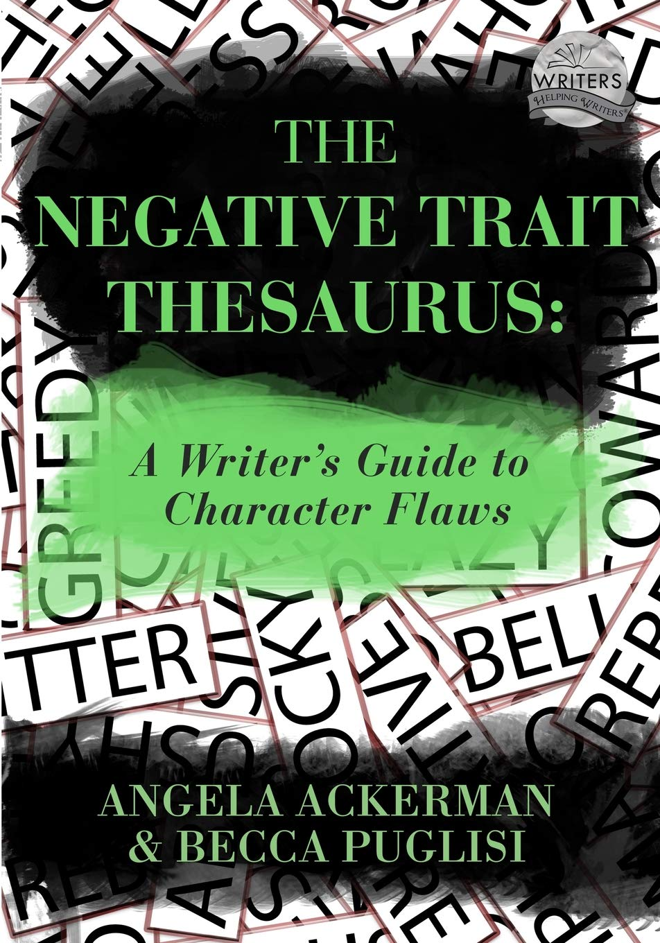 Negative Trait Thesaurus Writers Character product image