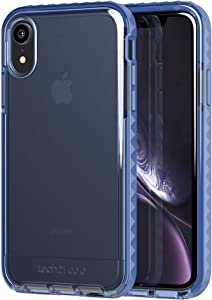 tech21 Evo Rox for Apple iPhone XR with 12 ft. Drop Protection - Soul Blue