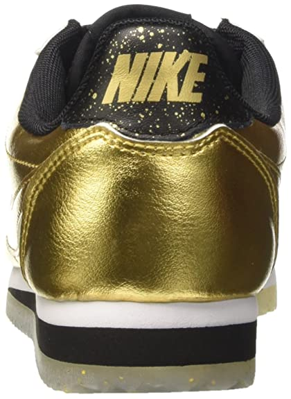 brand new b5928 68ec4 Amazon.com   NIKE Classic Cortez Leather SE Women s Shoes Metallic  Gold Metallic Gold 902854-700 (6 B(M) US)   Shoes