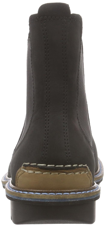 e25cdd0e03e90f ECCO Damen Elaine Flatform Chelsea Boots  Amazon.de  Schuhe   Handtaschen