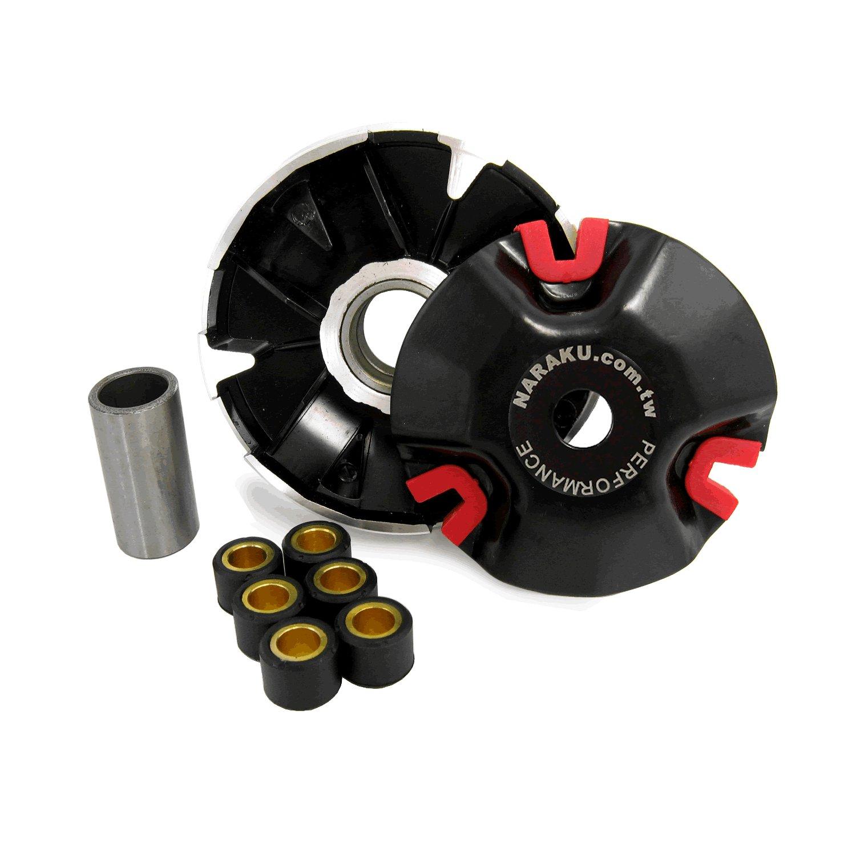 Motoren Sport Variomatik GY6//139QMA//139QMB Motor 50ccm 4-Takt