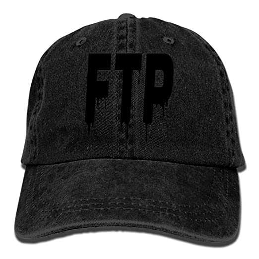 Amazon.com  Custom FTP Savage Classic Cotton Adjustable Baseball Cap ... 4262defaee6b