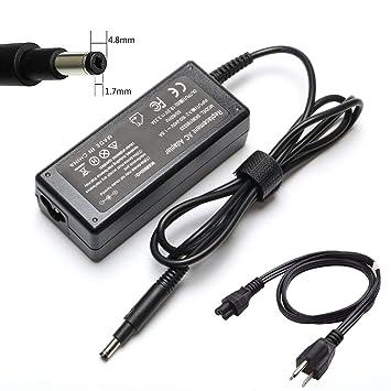 Amazon.com: 65 W adaptador de CA de repuesto cargador de ...