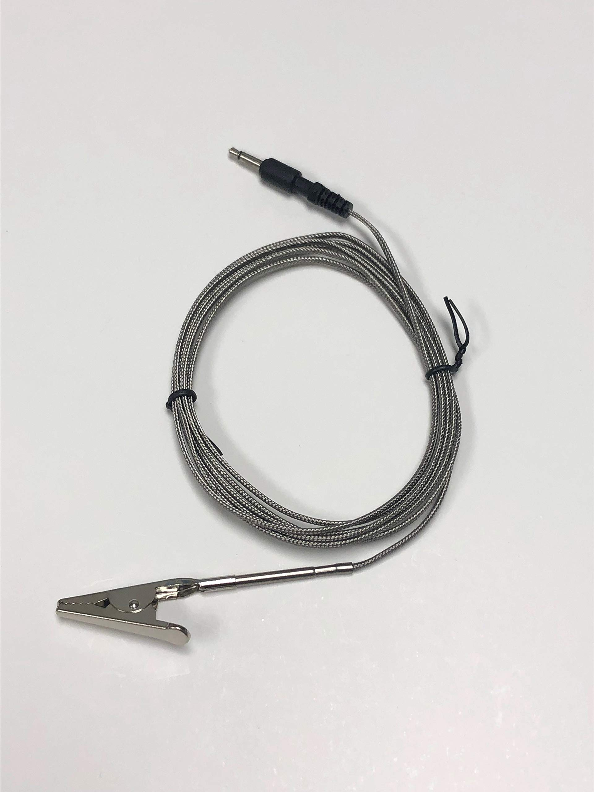Flame Boss High Temperature Pit Probe with Straight Plug by Flame Boss