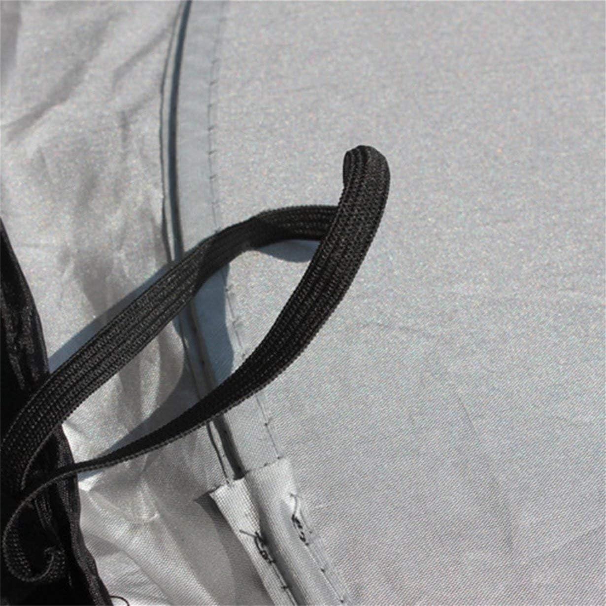 Silber camellia Frontscheibe Autofenster Faltbarer Sonnenschutz-Schild-Abdeckungs-Masken UVBlock exquisit gestaltet Durable