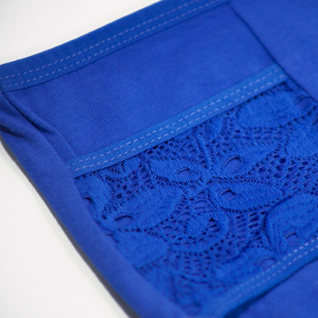 Love Hana Women's Lace Plus Size Brief Panties 4-Pack - XXXL by Love Hana (Image #5)