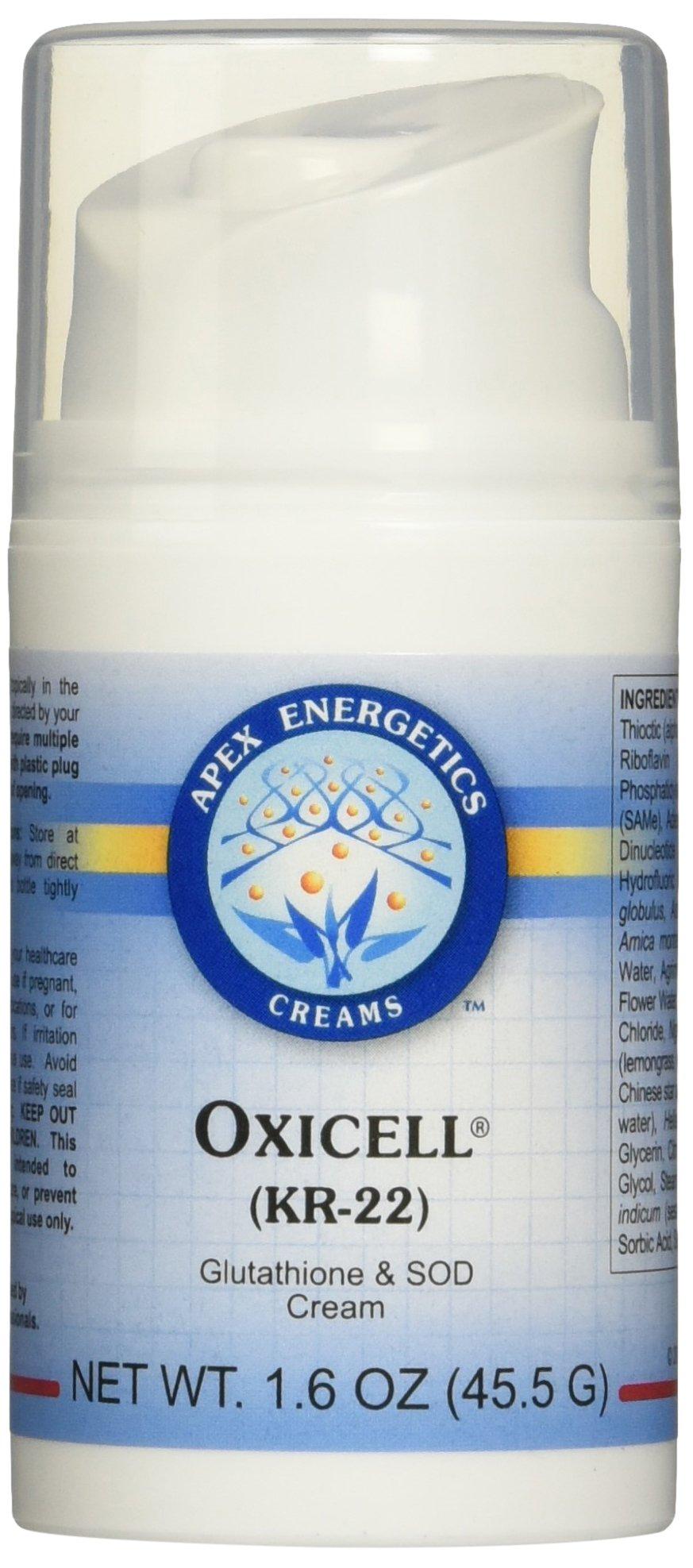 Apex Energetics Oxicell (K-22), 1.6 oz