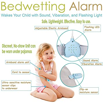 Fency Bedwetting Enuresis Alarm