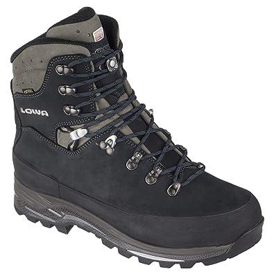 Lowa Womens Tibet GTX Ws Nubuck Navy Graphite Boots 6 US b9c4940595d