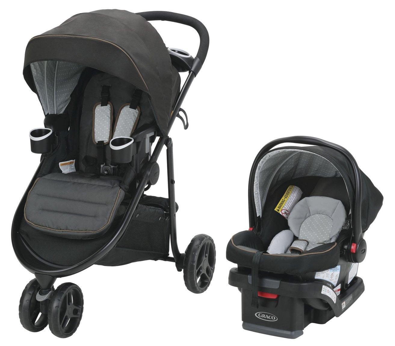 Graco Modes 3 Lite Travel System Stroller, Zagg Graco Baby 2048726