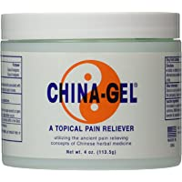 China Gel Topical Pain Reliever Gel Blanco 4 oz, Each