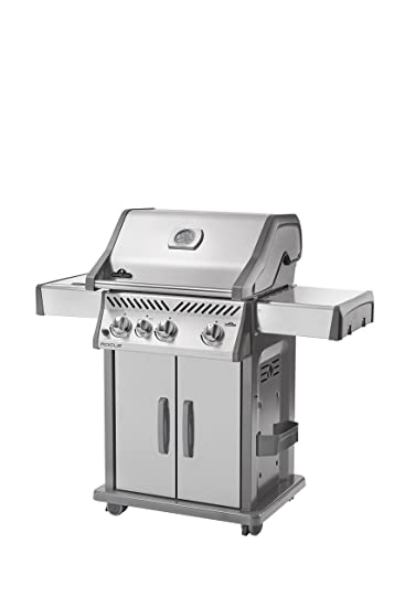 Amazon Com Napoleon Grills Rogue 425 Propane Gas Grill Stainless