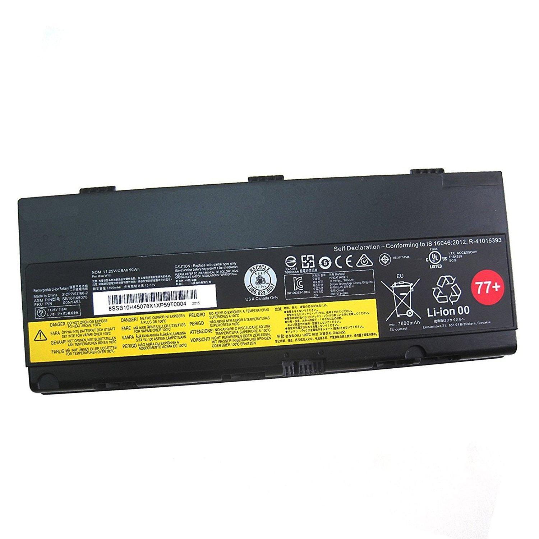 Bateria FULLY 77+ SB10H45078 00NY493 Lenovo ThinkPad P50 00N