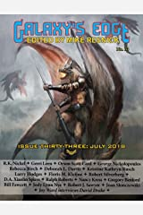 Galaxy's Edge Magazine: Issue 33, July 2018 Paperback