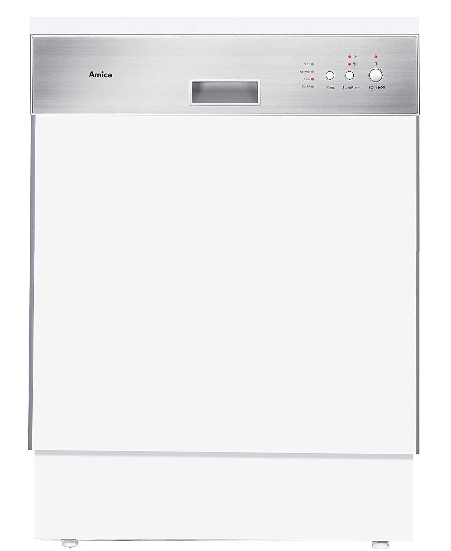 Amica EGSP 14097 E Instalación de lavavajillas/A +/integrado ...