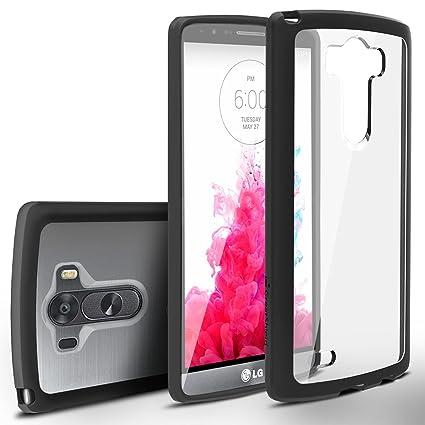 Amazon.com: LG G3 Funda – GreatShield [RETAIN] Slim Hard ...