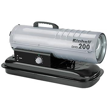 Einhell DHG 200 - Generador de aire caliente (diésel): Amazon.es: Bricolaje y herramientas