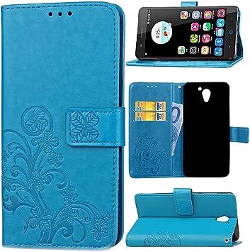 Guran Funda de Cuero PU para ZTE Blade A510 Smartphone Función de ...