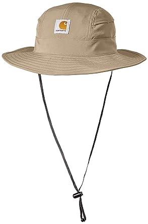 b37163395ab4b Amazon.com  Carhartt Men s Force Extremes Angler Boonie  Clothing