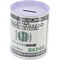 Metal Money Coin Bank by Kole Imports