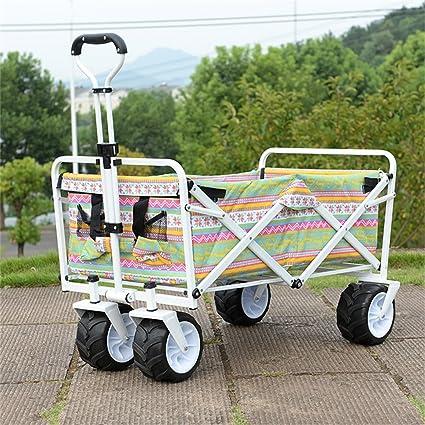 Ali Lamps@ Carretilla de mano carrito de compras para niños/cuatro rondas Carretilla de