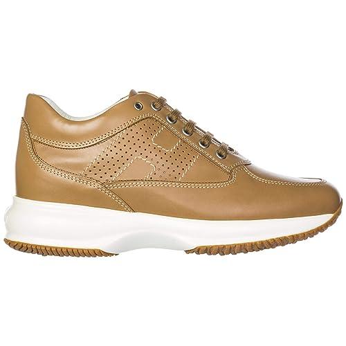 4e6a2dca025f Hogan Zapatos Zapatillas de Deporte Mujer en Piel Interactive h ...