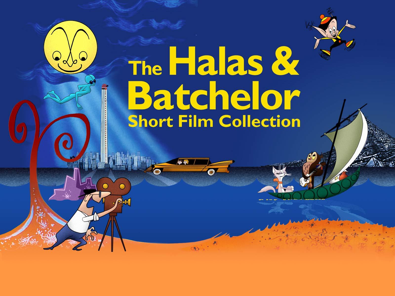 The Halas and Batchelor Short Film Collection - Season 1