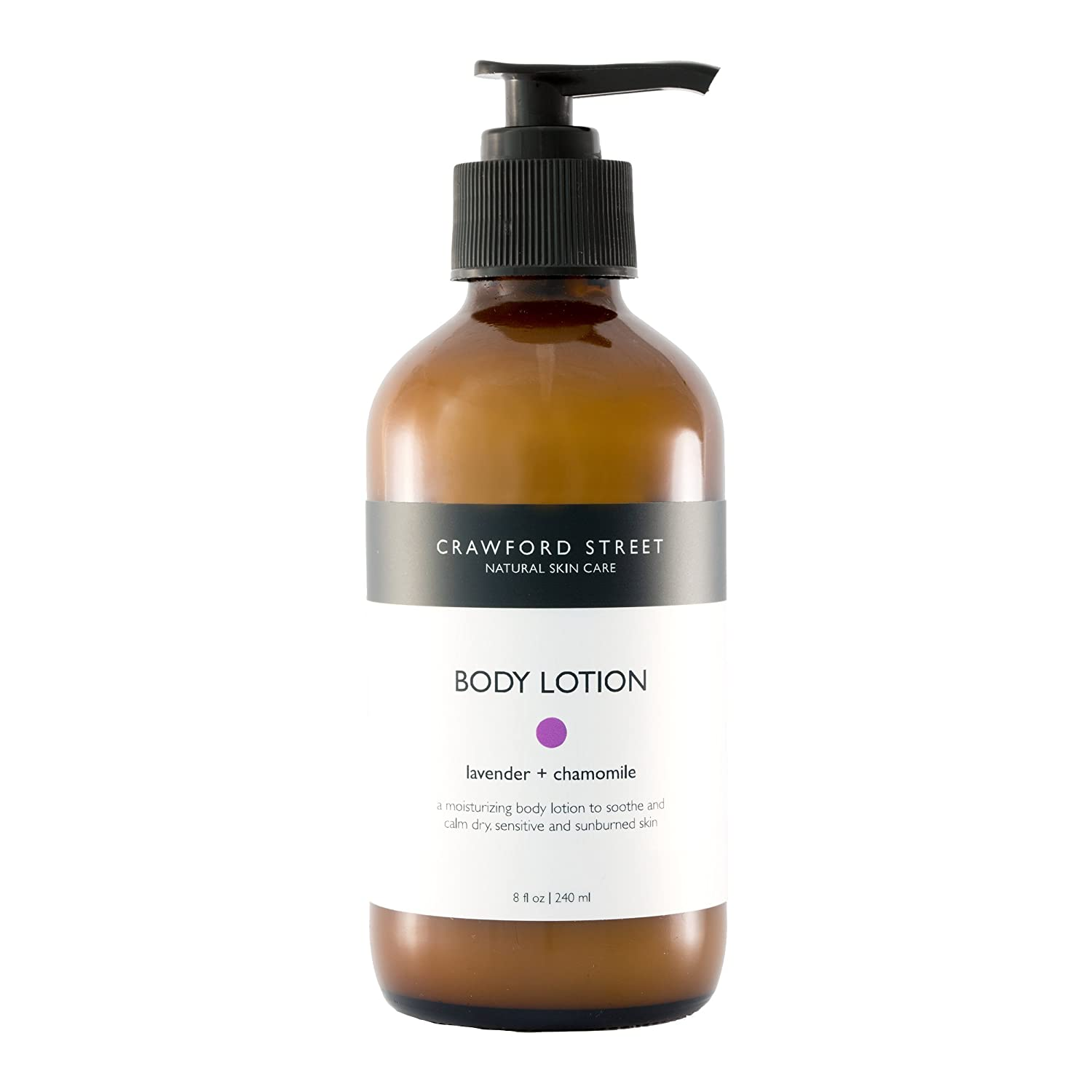 Crawford Street Skin Care | Soothing Body Lotion - Lavender + Chamomile