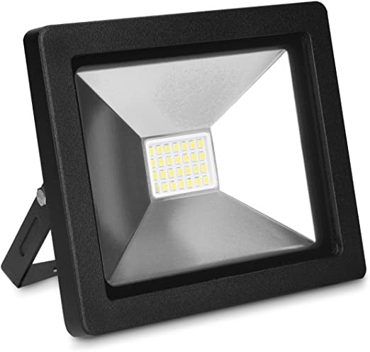 kwmobile foco proyector LED de exteriores de 20W - reflector de ...