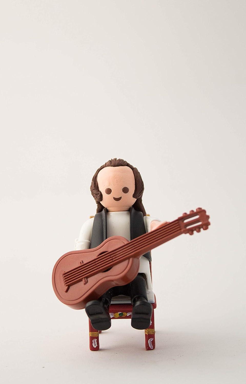 Click playmobil Paco de Lucia Guitarrista flamenco: Amazon.es ...