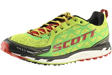 4ec8e48508ff3 Scott Men's Trail Rocket Sneaker Racing Shoes