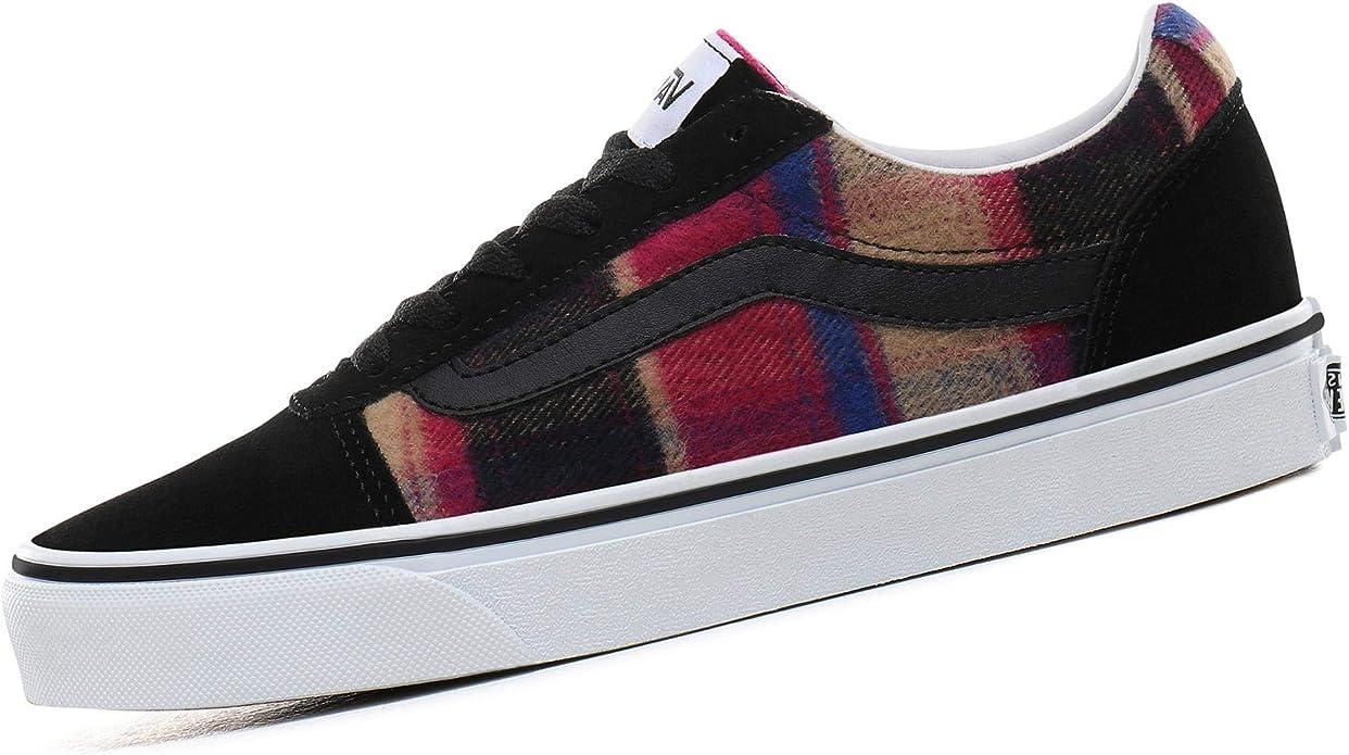 Vans Ward Sneakers Damen Bunt/Schwarz