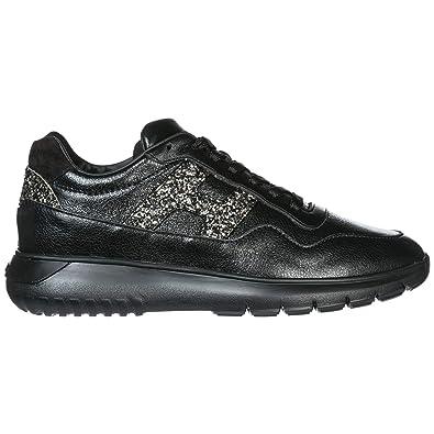 d735c655f8120 Hogan Women Interactive³ Sneakers Nero 6 US