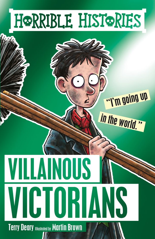 Villainous Victorians (Horrible Histories) PDF