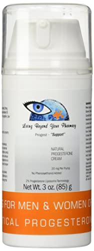 Progesterone Cream Bio-Identical USP